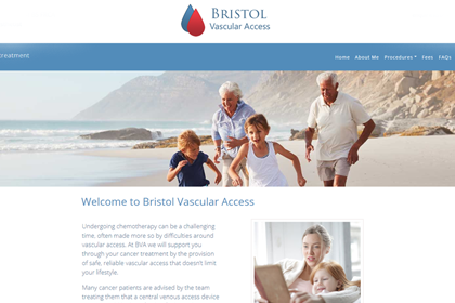 Bristol Vascular Access | Supporting cancer treatment